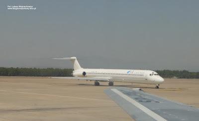 McDonnell Douglas MD-83, 4L-LUL, Air Caucasus