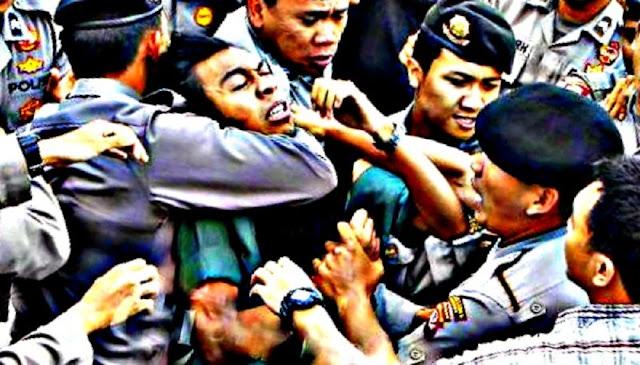 Polisi Riau Bekuk Penjambret Dompet dan Tas PNS