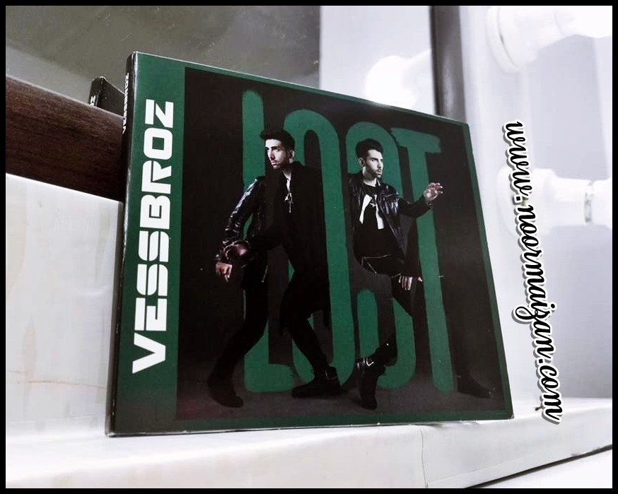 Album LOST - Vessbroz