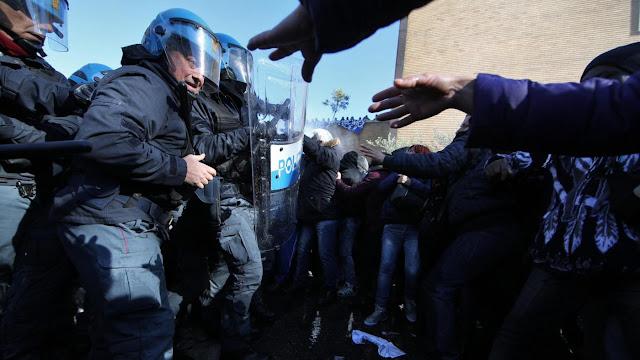 sgombero-roma-polizia-convenzioni-istituzioni