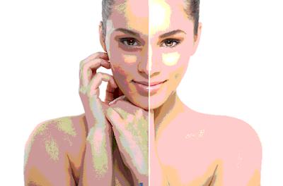 Peel the skin