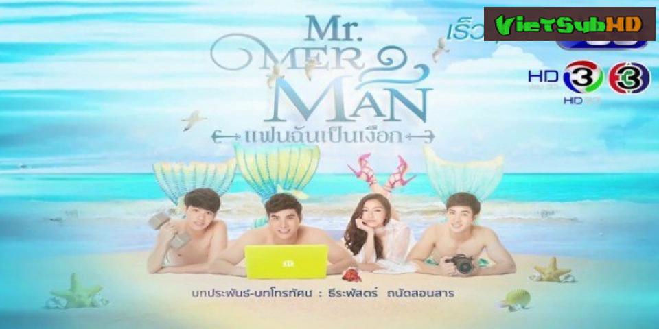 Phim Chàng Tiên Cá Tập 29 VietSub HD | Mr. Merman 2018