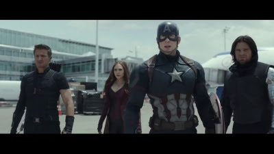 Captain America: Civil War (Movie) - Trailer - Screenshot
