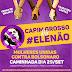 Mulheres unidas contra Bolsonaro realizará caminhada em Capim Grosso