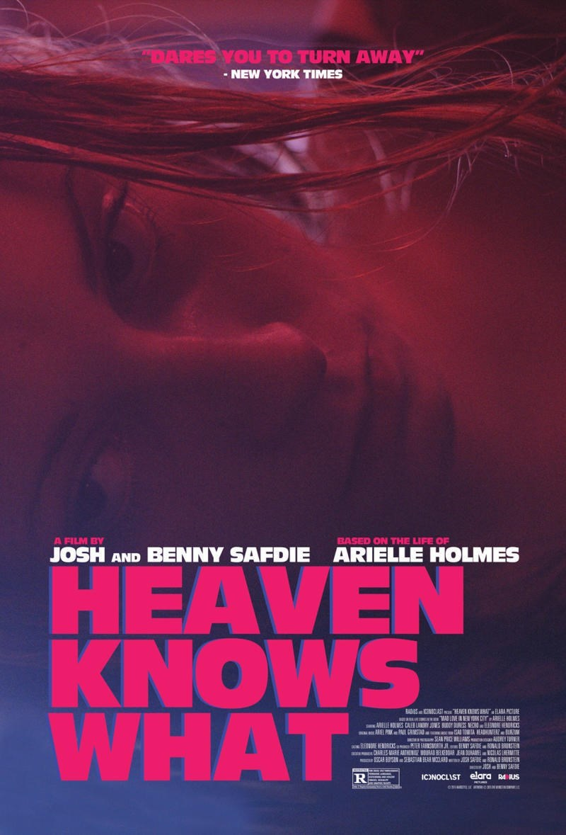 Heaven Knows What 2015 - Full (HD)
