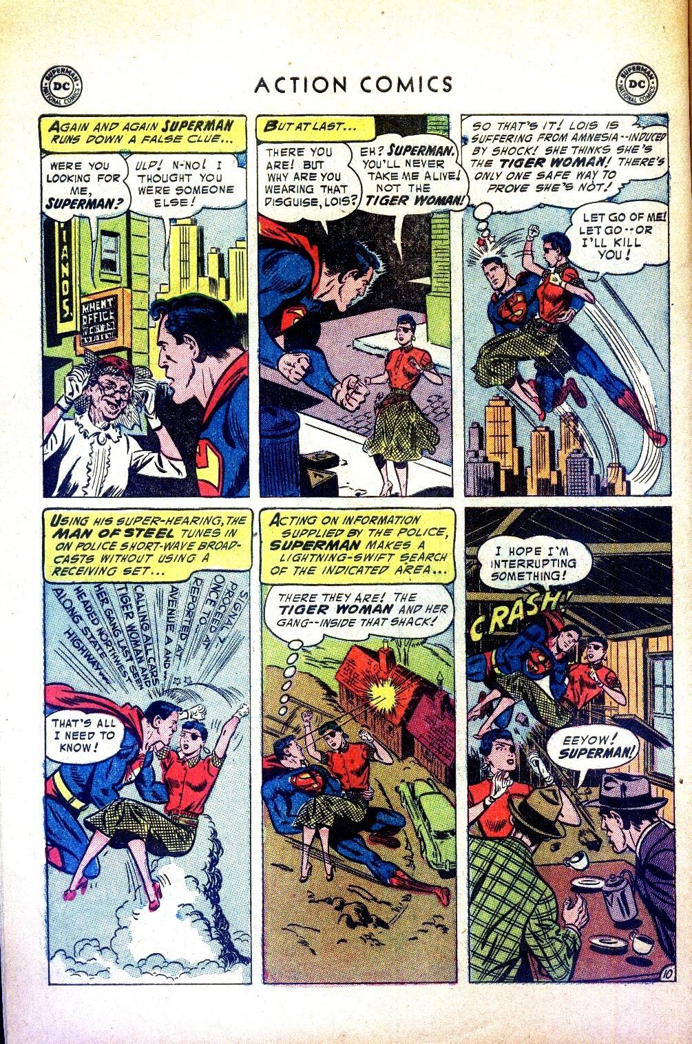 Action Comics (1938) 195 Page 11