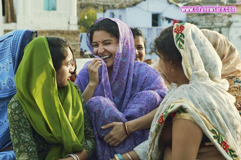 Anushka Sharma in upcoming entertainer Sui Dhaaga