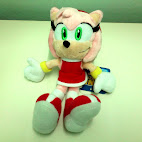 Amy stuffed toy front