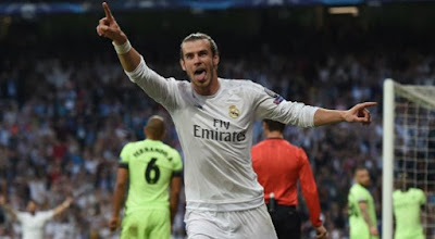 Hasil Real Madrid Vs Manchester City