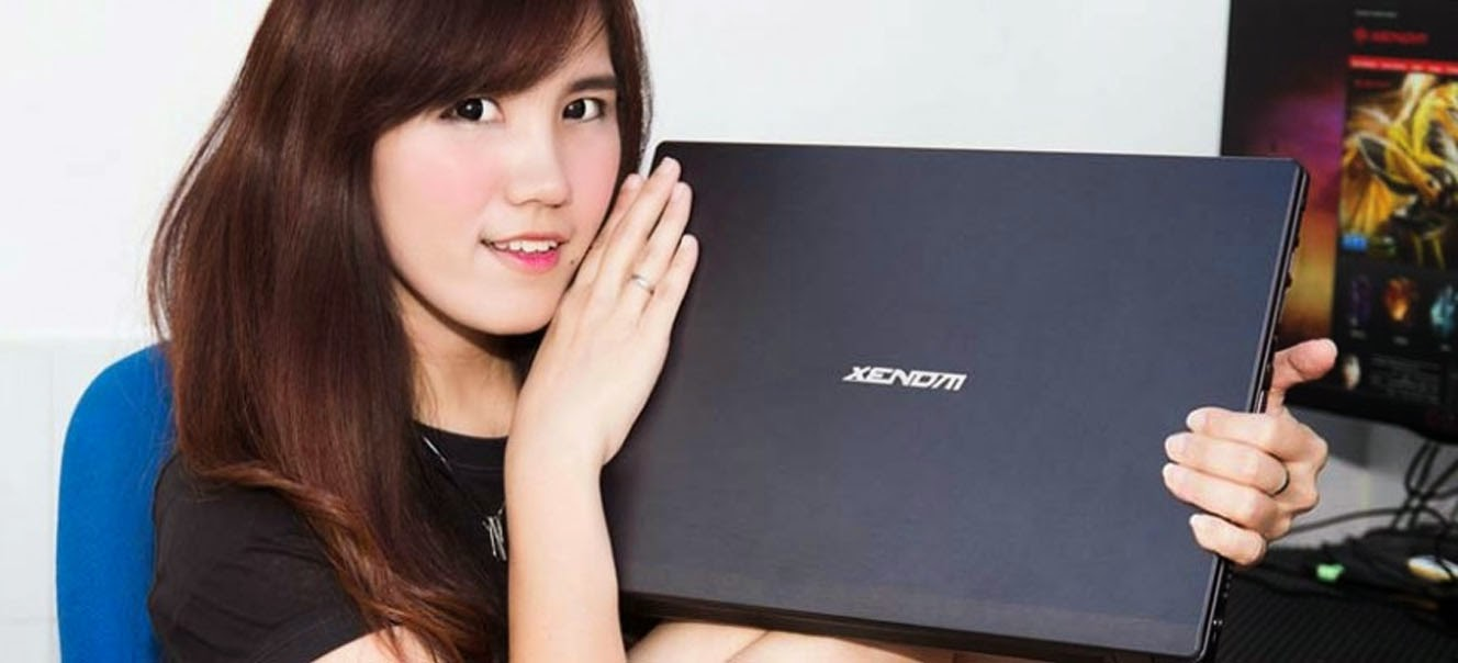 Notebook Gaming Terbaru dari Xenom Hercules