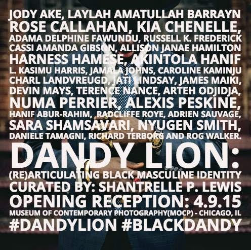 In great company - Chicago welcomes the Dandy Lion Exhibit by Shantrelle P. Lewis