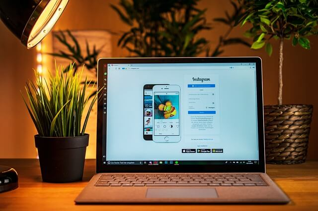 Penggunaan Laptop