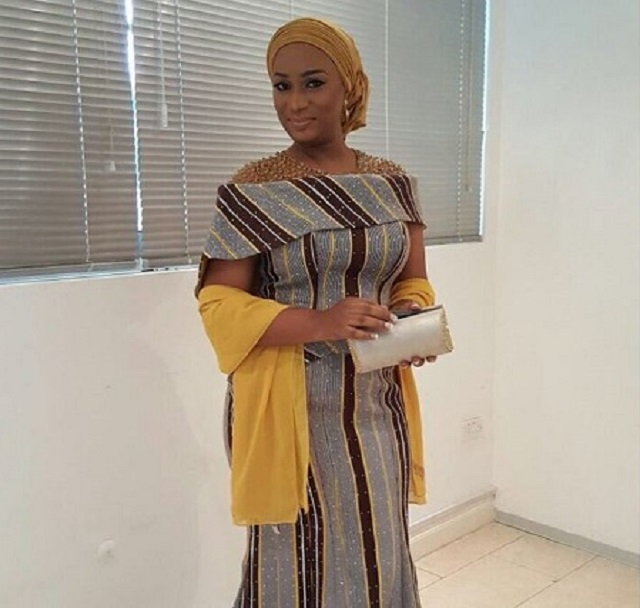 Samira Bawumia's charming beauty everywhere...