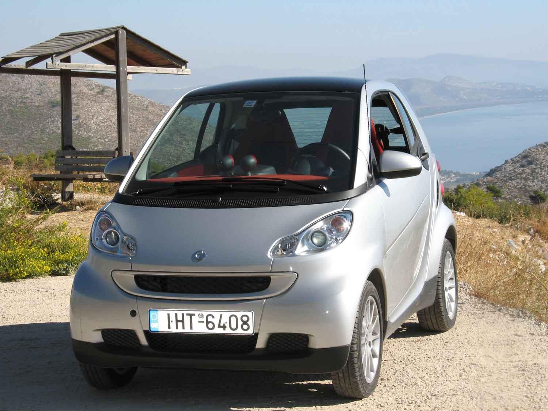 Smart Fortwo Coupe 84 PS autoholix pic1