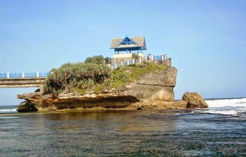 Wisata Pantai Kukup Jogja