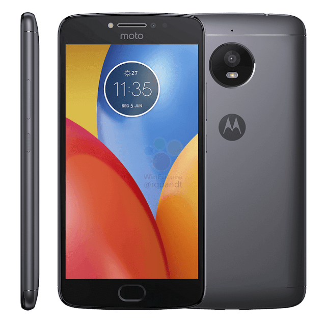 Moto E4 and Moto E4 Plus leaks in Clear Renders