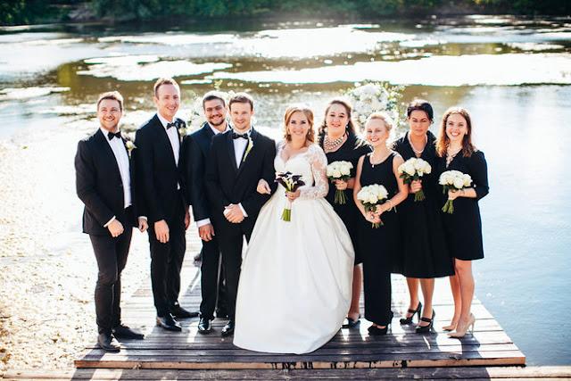 Необычная свадьба, что это такое?