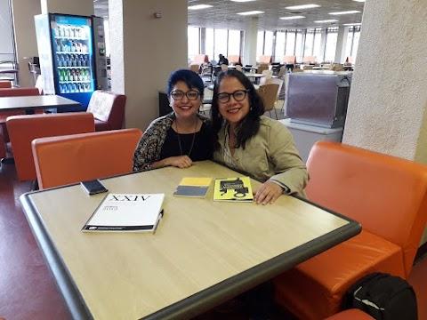 ENTREVISTA Sara Uribe y Yolanda Segura | Ignacio Ballester Pardo