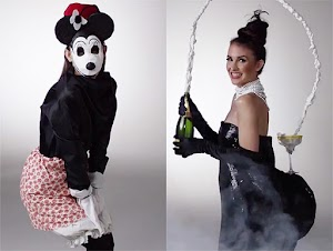 From Minnie mouse to Kim Kardashian: the evolution of Halloween costumes