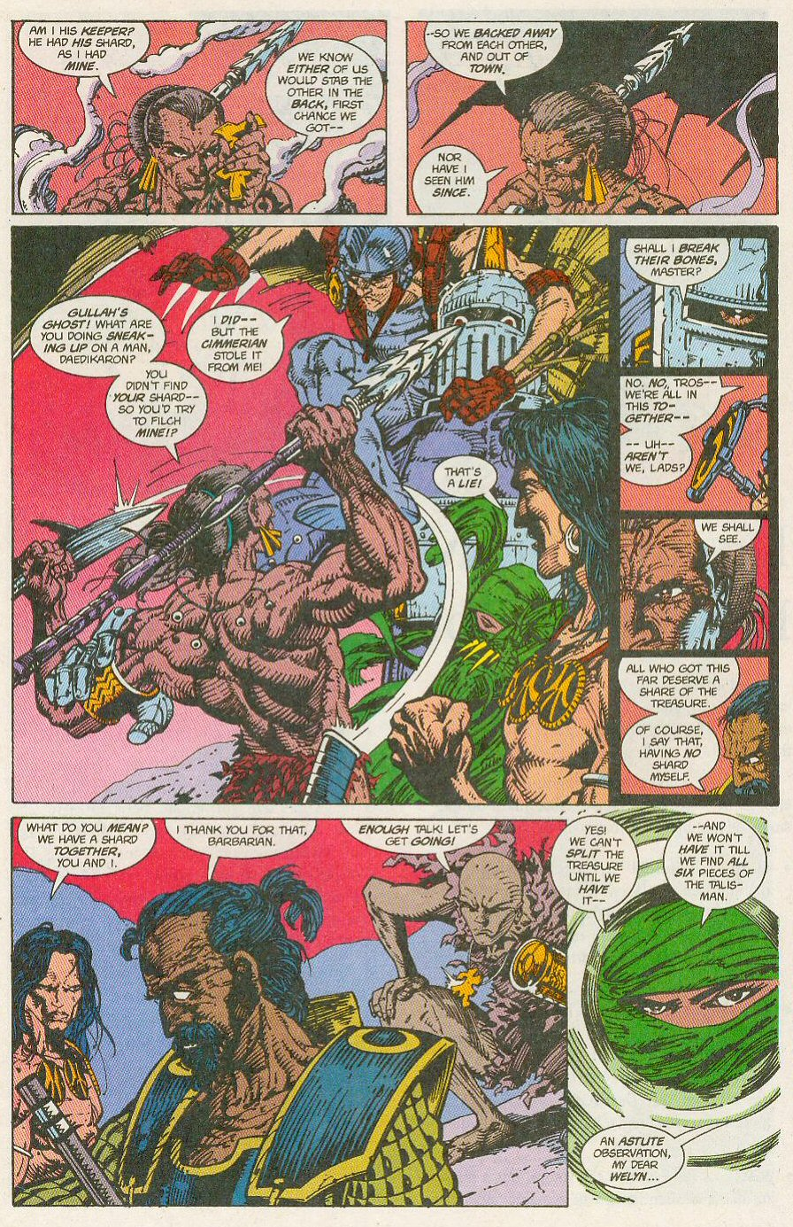 Read online Conan the Adventurer comic -  Issue #13 - 9