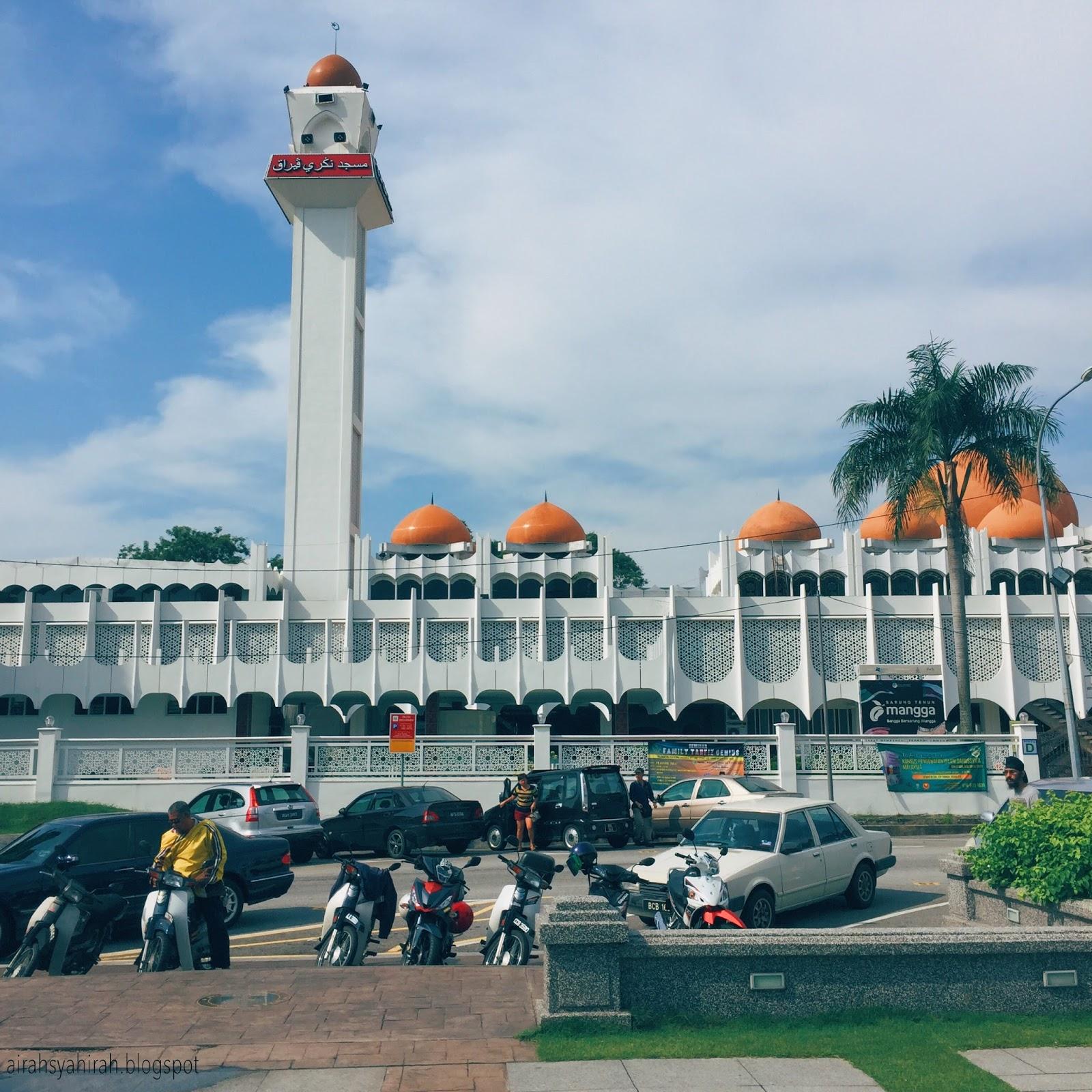 Sarapan di Medan Selera Dato' Sagor | Airah Syahirah