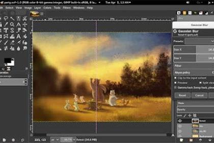 Aplikasi Edit Foto di Komputer Yang Paling Banyak Digunakan