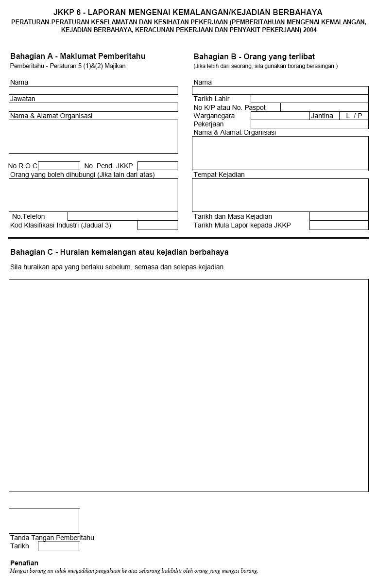 Contoh Surat Rasmi Tuntutan Insurans Surat R