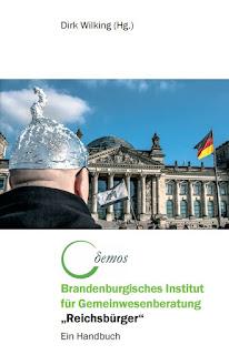Reichsbürger Cover Bundesverfassungsschutz
