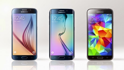 Samsung Galaxy S6 And S6 Edge Color Options-Which One Do