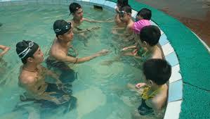 Hít thở dưới nước đúng cách