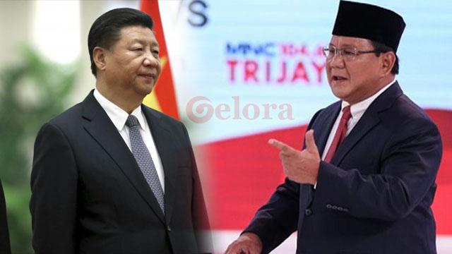 Pekerja China Banjir, Prabowo Siap Lobi Jinping