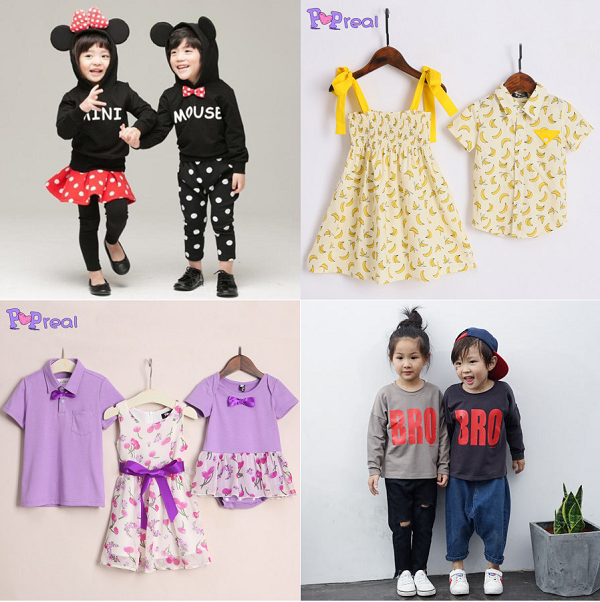 where to buy boy girl matching outfits