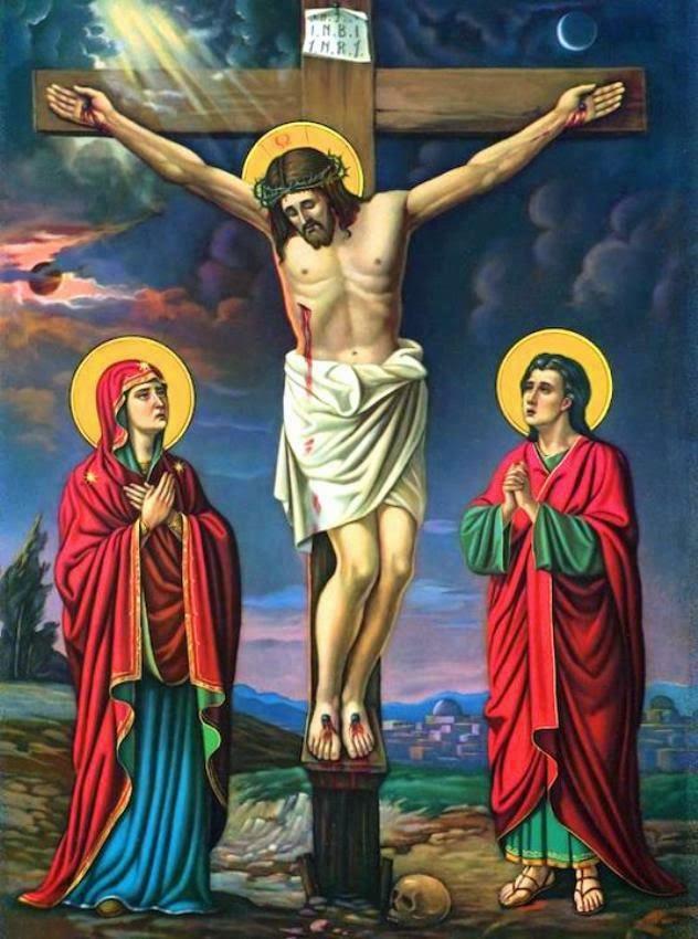 Αποτέλεσμα εικόνας για Η σημασία της Θυσίας του Χριστού για την ζωή του ανθρώπου (Αγ. Συμεών Νέου Θεολόγου)