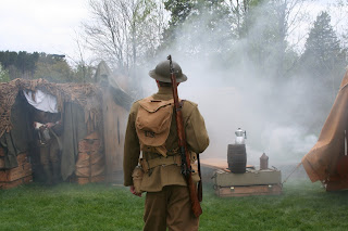 World_War_I_reenactor_at_PA_Military_Museum