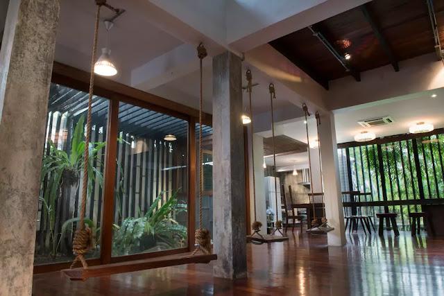 Homestay menarik di Kuching