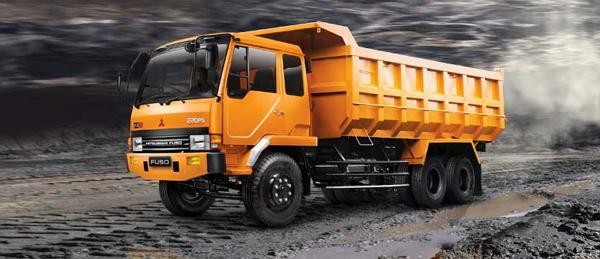 mitsubishi fuso fn 527 6x4 ml terbaru super capacity