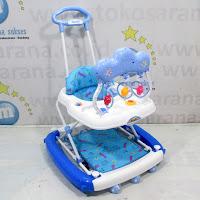 Baby Walker Family FB211E IC Gantungan Owl
