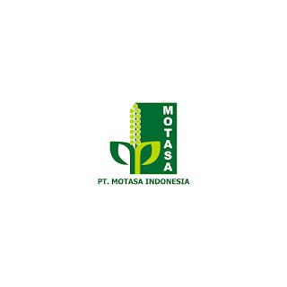 Lowongan Kerja PT. Motasa Indonesia Terbaru