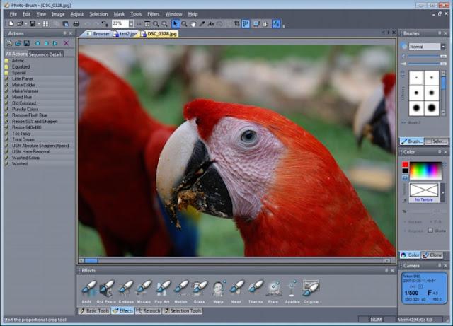 تحميل برنامج فوتو برش للكمبيوتر