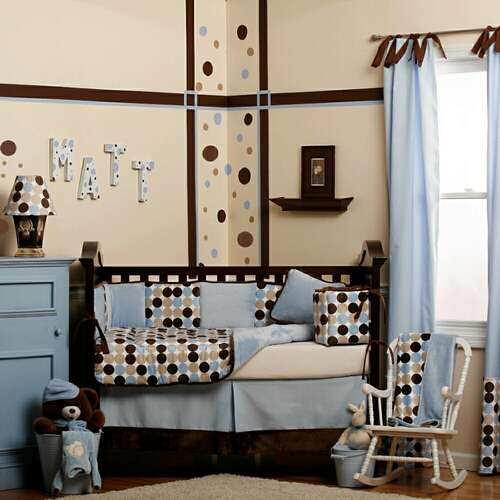 The Advantage Of Neutral Colors Is It Can Be Readily Repainted With New Brighter Shades When You Want To Change Over Baby Boy Room Decor Into Toddler