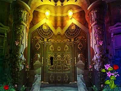 Puzzle Palace Escape Juego