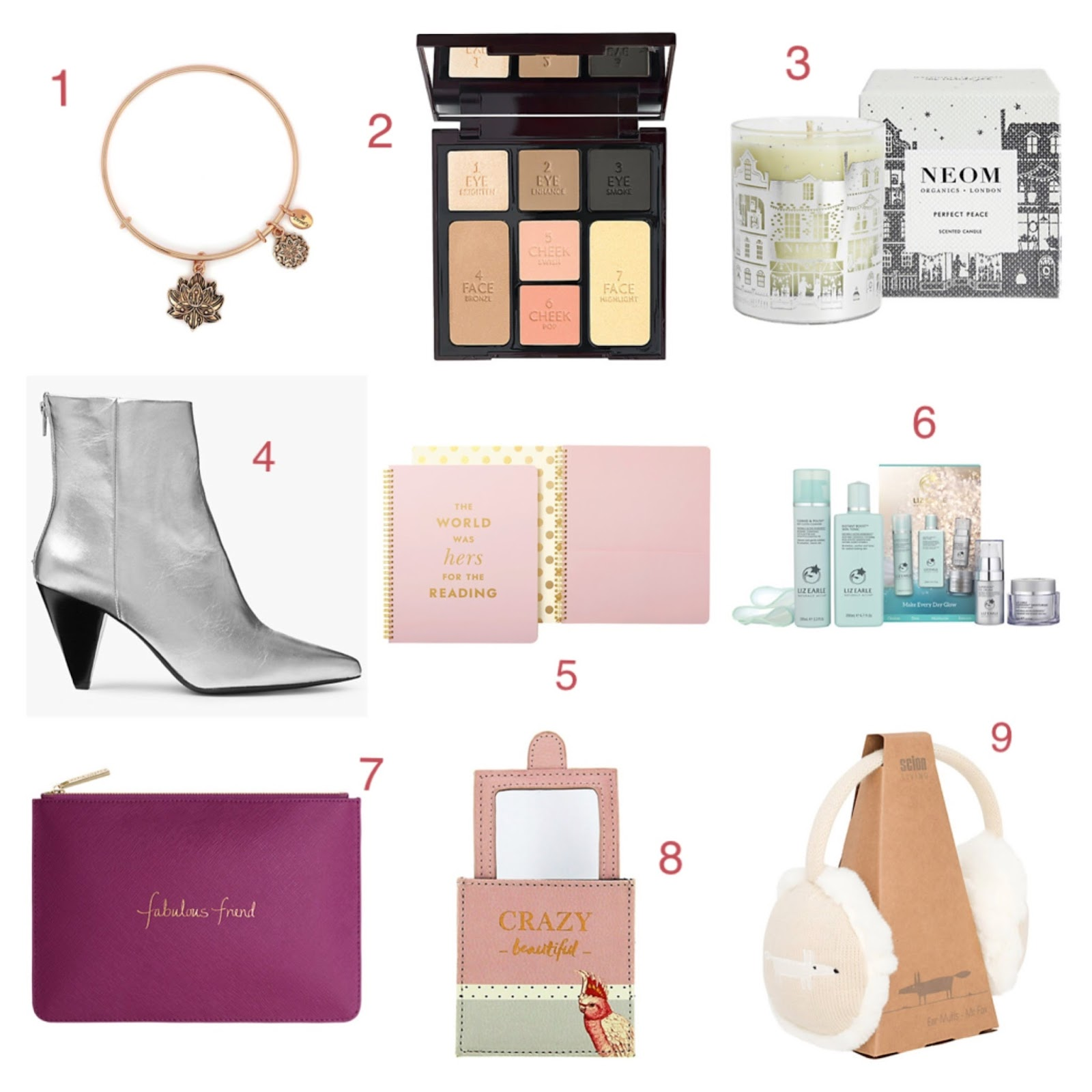 Christmas gift guide for her 2017
