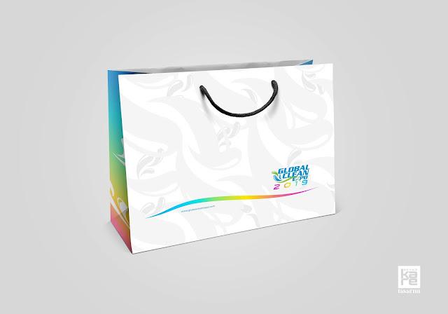 Global Clean Expo Çanta Tasarımı