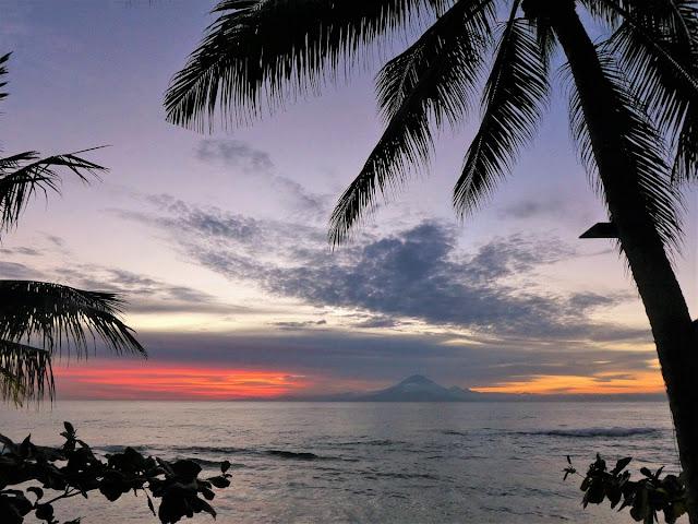 Lombok - Bali view