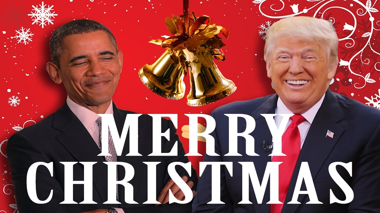 Holy Bullies and Headless Monsters: Trump saying \'Merry Christmas ...