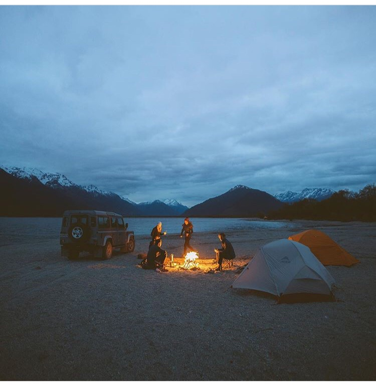 Travel inspiration - Alex Strohl instagram