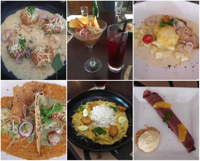Restaurante peruano em Campinas - Lima Restobar