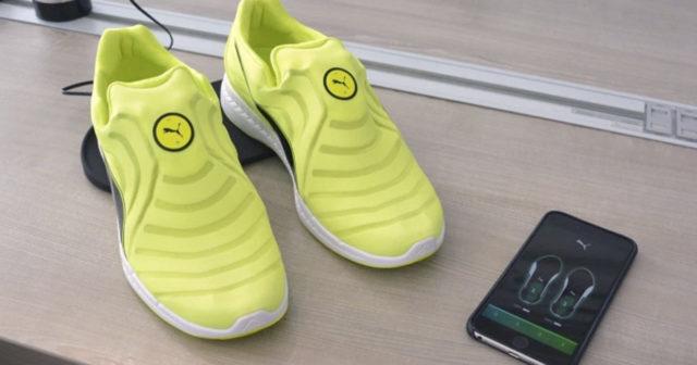 Puma también tiene sus zapatillas de Regreso al Futuro