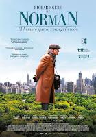 Poster de Norman, el hombre que lo conseguía todo