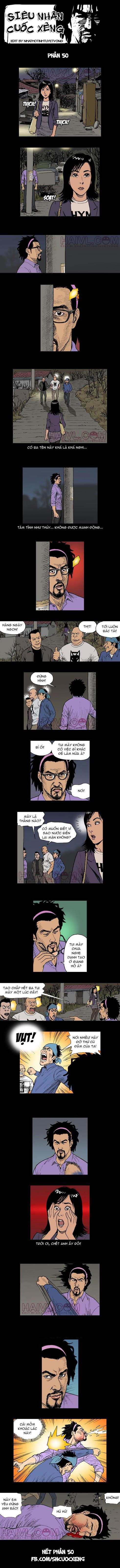 Siêu nhân Cuốc Xẻng (full bộ) phần 50